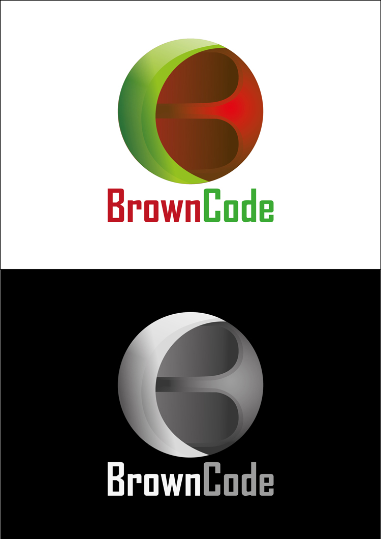 Logo Design by Arun Prasad - Entry No. 184 in the Logo Design Contest New Logo Design for Brown Code.