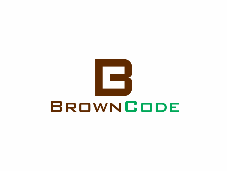 Logo Design by sihanss - Entry No. 186 in the Logo Design Contest New Logo Design for Brown Code.