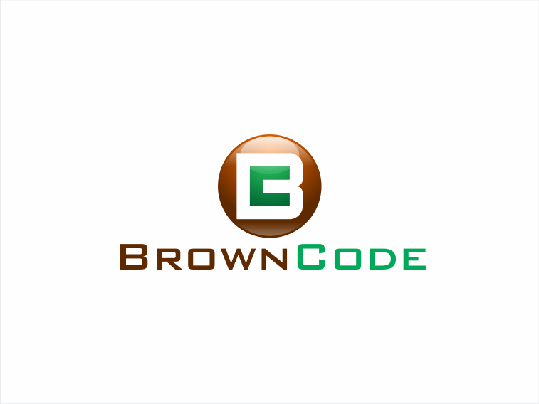 Logo Design by sihanss - Entry No. 187 in the Logo Design Contest New Logo Design for Brown Code.