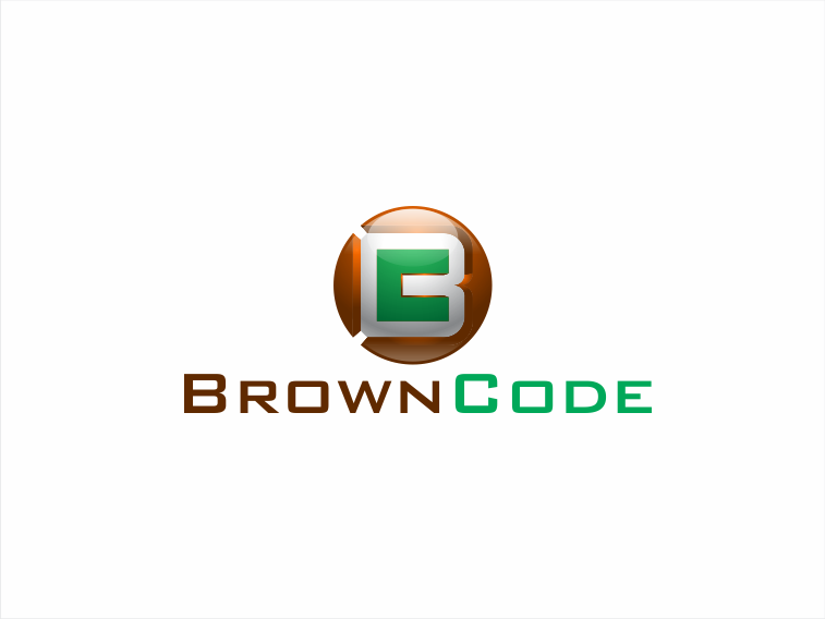 Logo Design by sihanss - Entry No. 188 in the Logo Design Contest New Logo Design for Brown Code.
