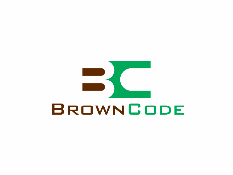 Logo Design by sihanss - Entry No. 189 in the Logo Design Contest New Logo Design for Brown Code.