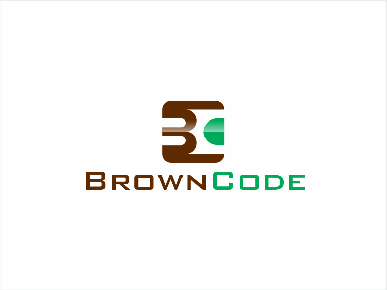 Logo Design by sihanss - Entry No. 190 in the Logo Design Contest New Logo Design for Brown Code.