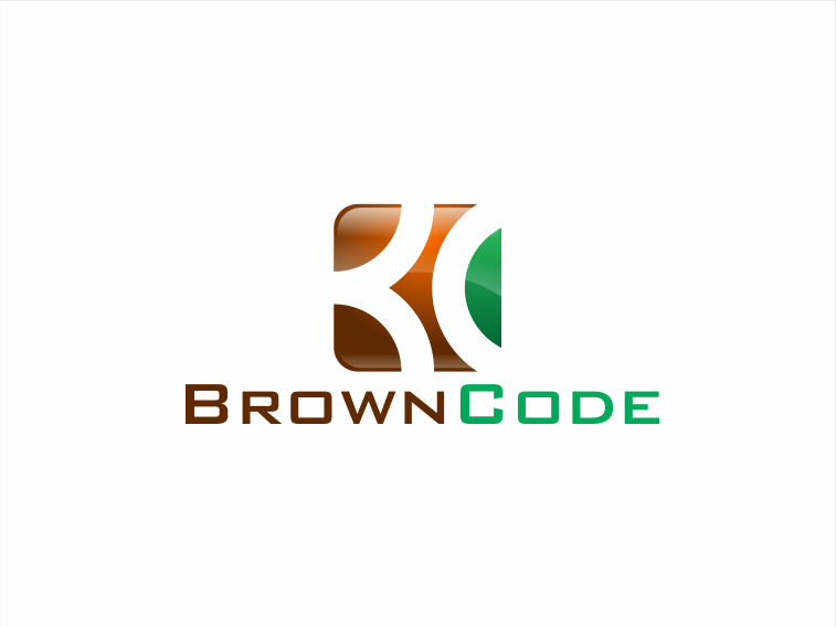 Logo Design by sihanss - Entry No. 191 in the Logo Design Contest New Logo Design for Brown Code.