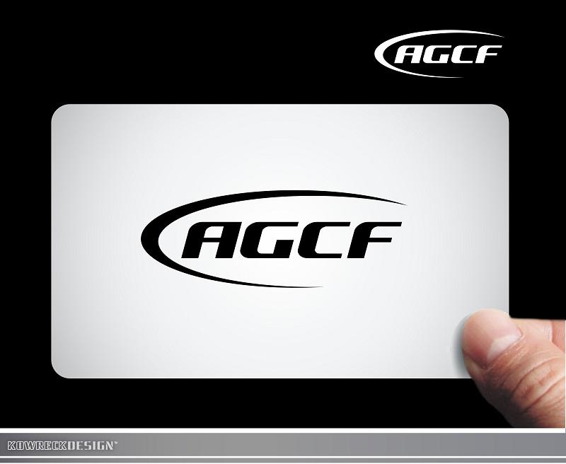 Logo Design by kowreck - Entry No. 128 in the Logo Design Contest Imaginative Logo Design for AGCF.