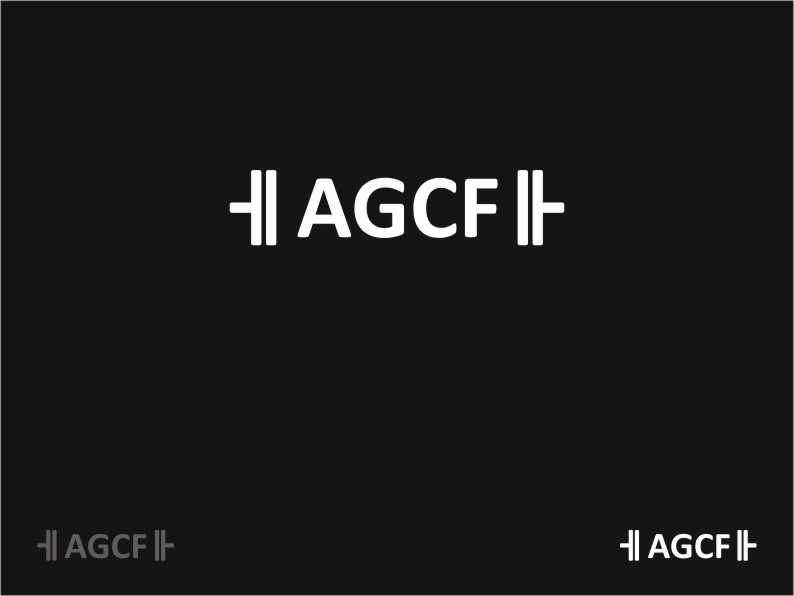 Logo Design by RED HORSE design studio - Entry No. 132 in the Logo Design Contest Imaginative Logo Design for AGCF.