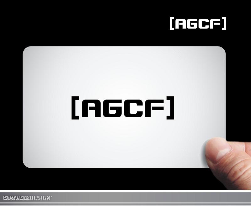Logo Design by kowreck - Entry No. 134 in the Logo Design Contest Imaginative Logo Design for AGCF.