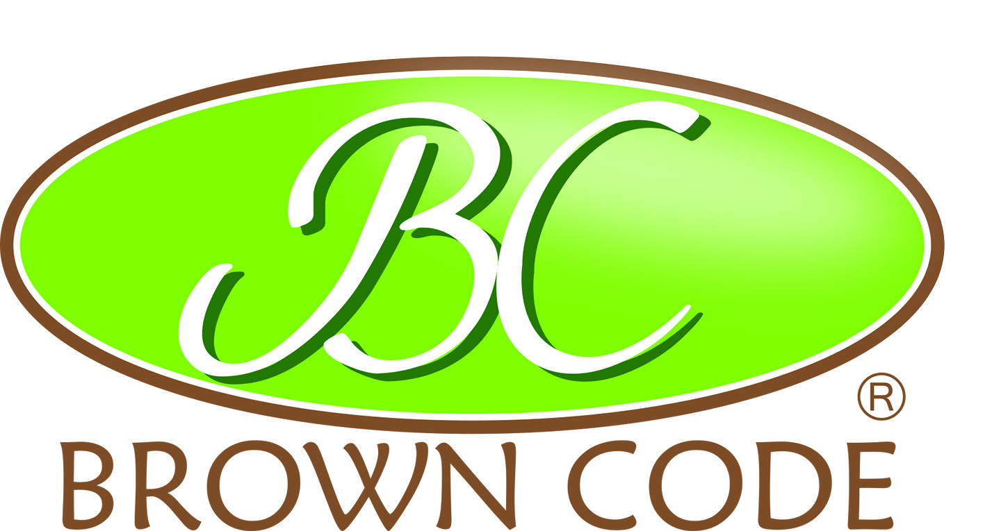 Logo Design by Mohamed Sheikh - Entry No. 202 in the Logo Design Contest New Logo Design for Brown Code.