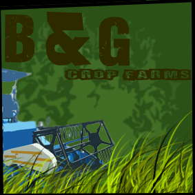 Logo Design by Safal Adam - Entry No. 54 in the Logo Design Contest Artistic Logo Design for B & G Crop Farms.