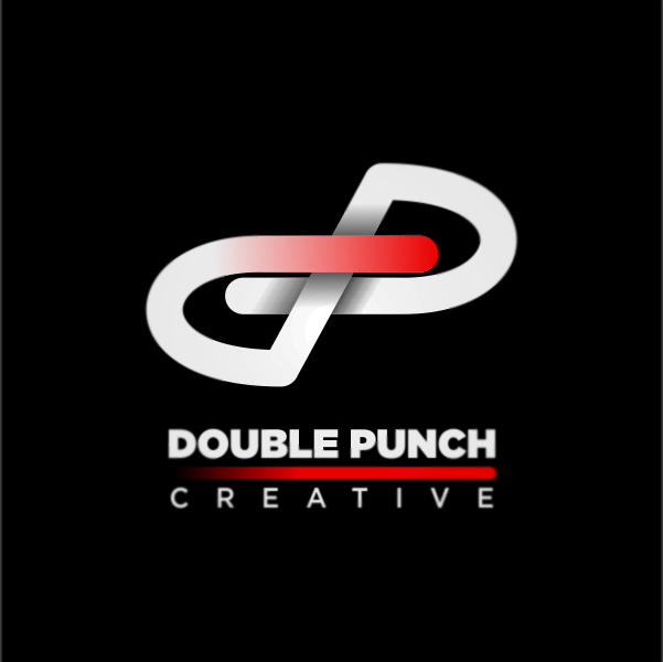 Logo Design by Private User - Entry No. 1 in the Logo Design Contest Unique Logo Design Wanted for Double Punch Creative.