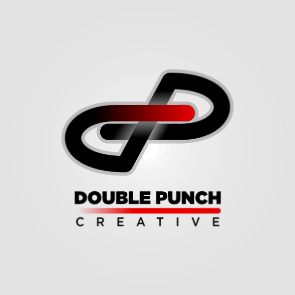 Logo Design by Private User - Entry No. 2 in the Logo Design Contest Unique Logo Design Wanted for Double Punch Creative.