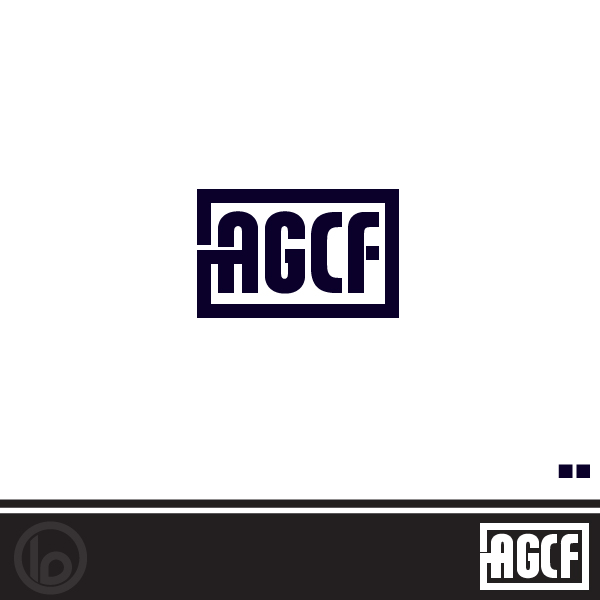 Logo Design by lumerb - Entry No. 142 in the Logo Design Contest Imaginative Logo Design for AGCF.