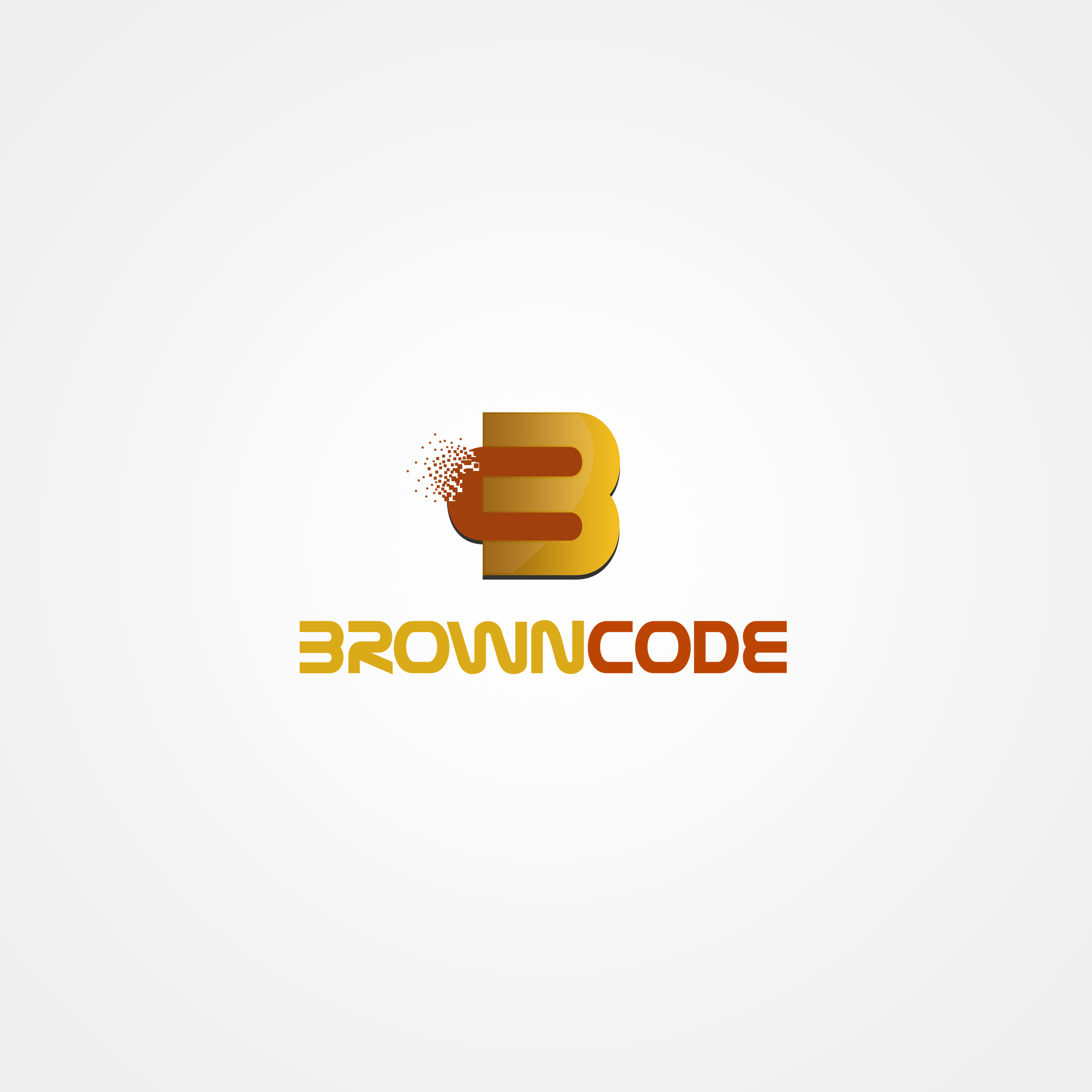Logo Design by omARTist - Entry No. 223 in the Logo Design Contest New Logo Design for Brown Code.