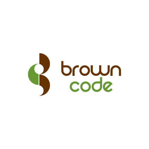 Logo Design by Rudy - Entry No. 225 in the Logo Design Contest New Logo Design for Brown Code.