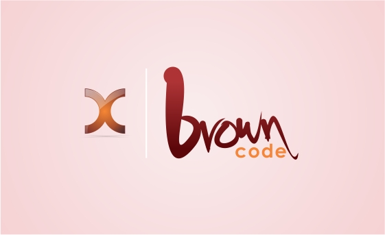 Logo Design by Sandeep Parab - Entry No. 231 in the Logo Design Contest New Logo Design for Brown Code.