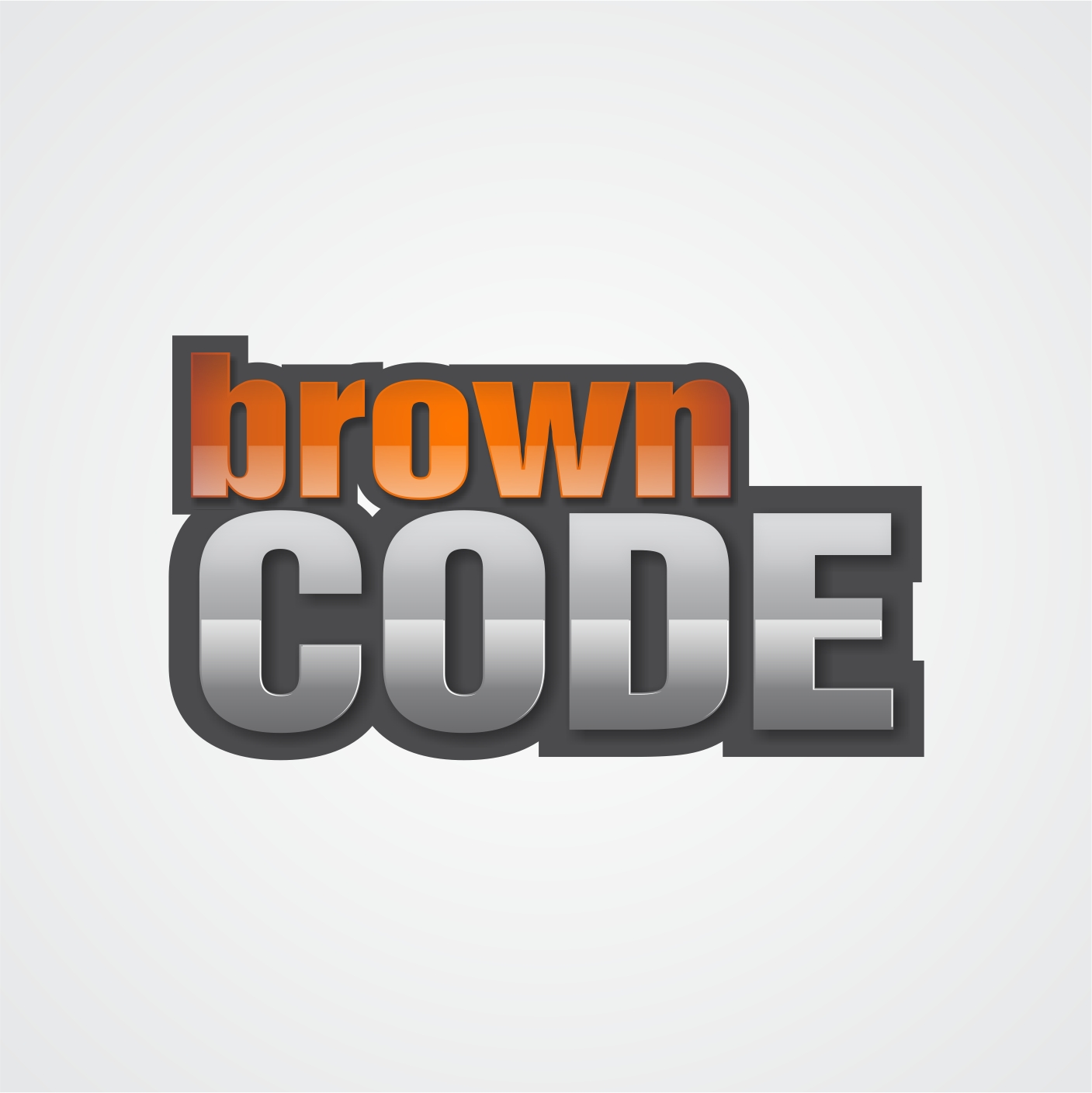 Logo Design by Sandeep Parab - Entry No. 234 in the Logo Design Contest New Logo Design for Brown Code.