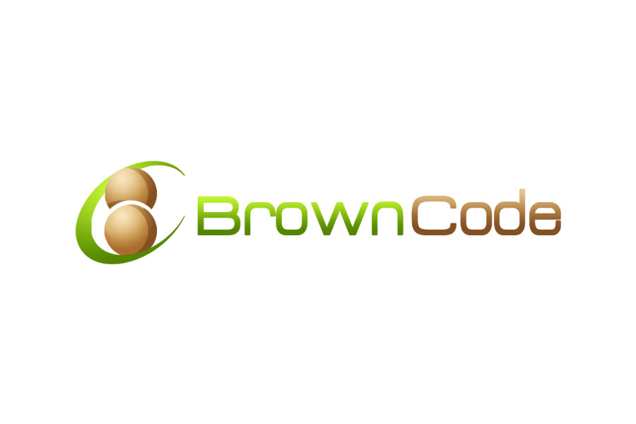 Logo Design by Private User - Entry No. 236 in the Logo Design Contest New Logo Design for Brown Code.