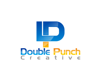 Logo Design by Private User - Entry No. 29 in the Logo Design Contest Unique Logo Design Wanted for Double Punch Creative.