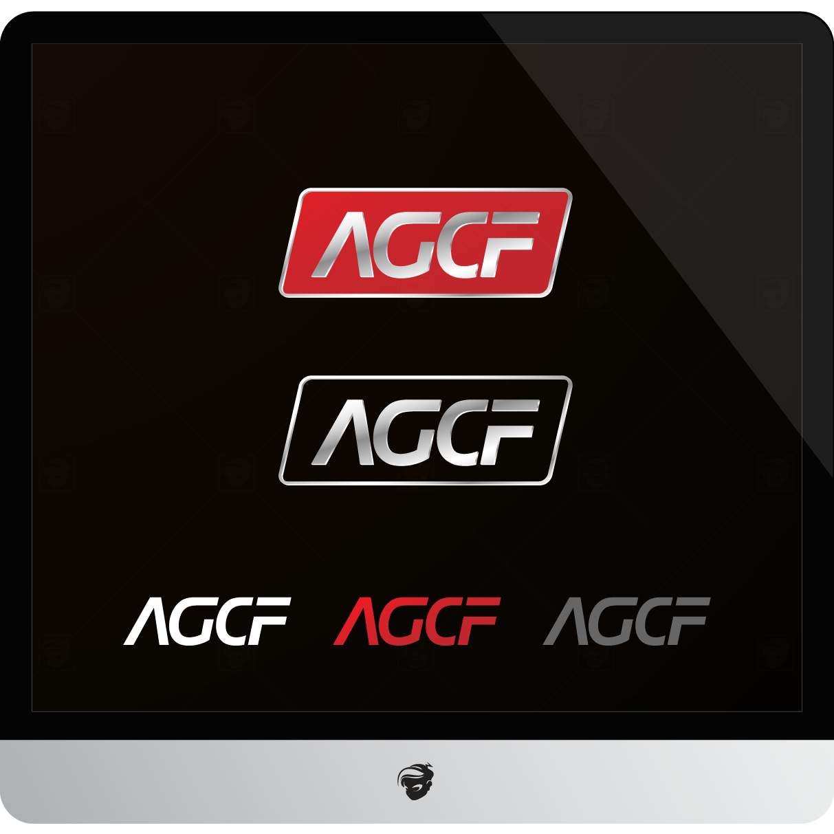 Logo Design by zesthar - Entry No. 180 in the Logo Design Contest Imaginative Logo Design for AGCF.