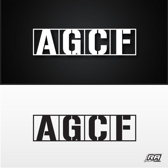 Logo Design by RA-Design - Entry No. 183 in the Logo Design Contest Imaginative Logo Design for AGCF.