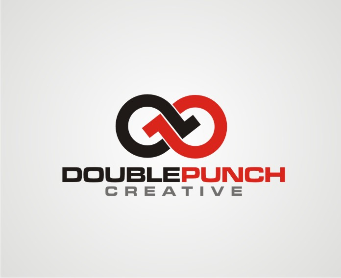 Logo Design by Reivan Ferdinan - Entry No. 36 in the Logo Design Contest Unique Logo Design Wanted for Double Punch Creative.