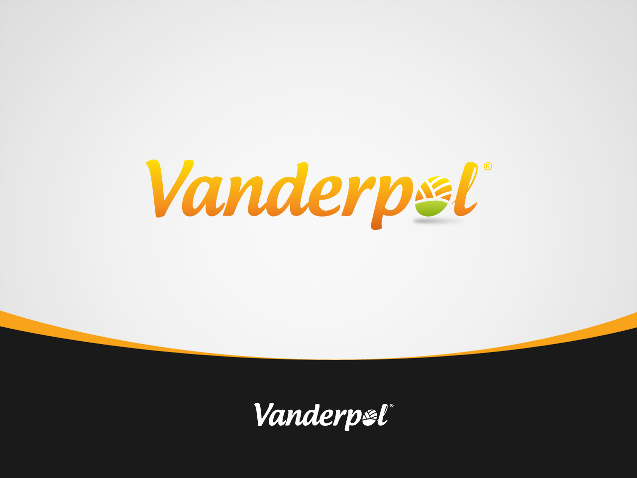 Logo Design by jpbituin - Entry No. 1 in the Logo Design Contest Creative Logo Design for Vanderpol Food Group.