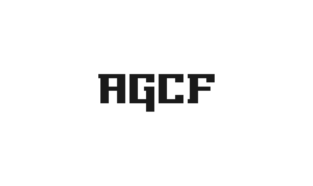 Logo Design by haidu - Entry No. 198 in the Logo Design Contest Imaginative Logo Design for AGCF.