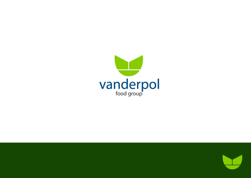 Logo Design by Osi Indra - Entry No. 8 in the Logo Design Contest Creative Logo Design for Vanderpol Food Group.