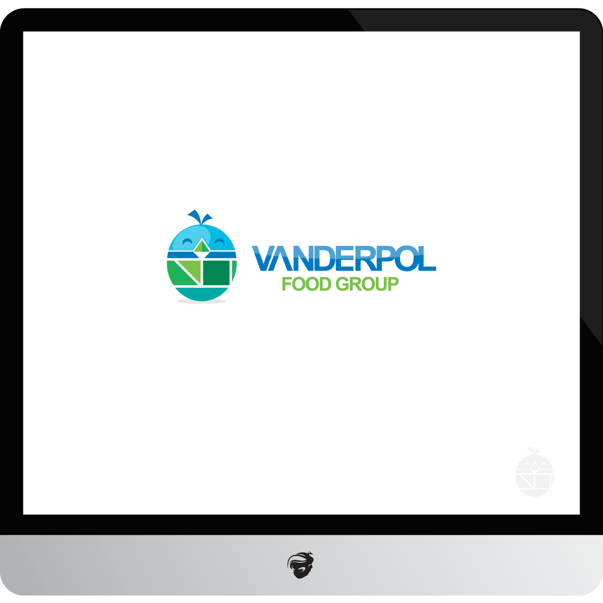 Logo Design by zesthar - Entry No. 10 in the Logo Design Contest Creative Logo Design for Vanderpol Food Group.