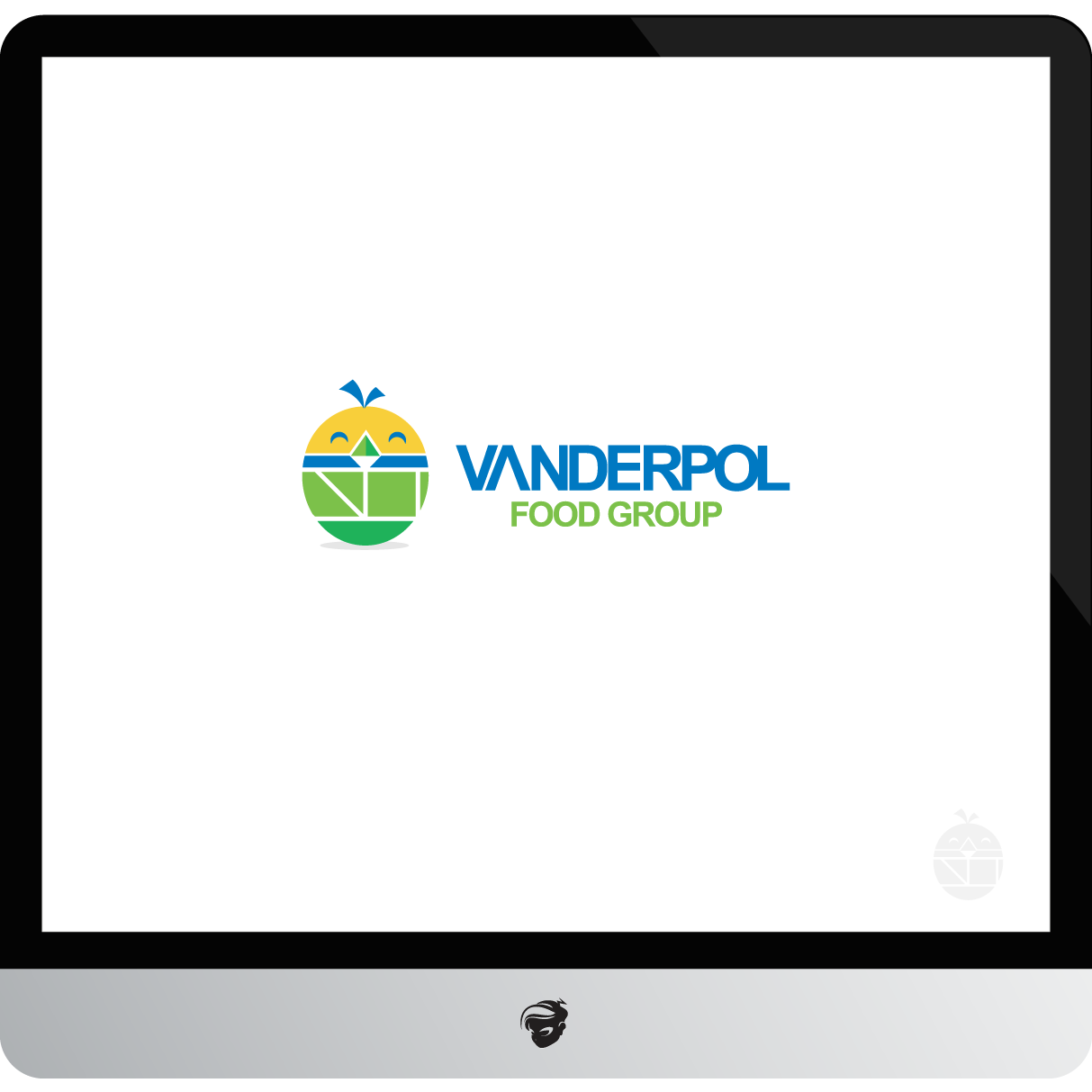 Logo Design by zesthar - Entry No. 11 in the Logo Design Contest Creative Logo Design for Vanderpol Food Group.