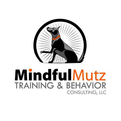 Logo Design by SilverEagle - Entry No. 28 in the Logo Design Contest Mindful Mutz Training & Behavior Consulting llc.