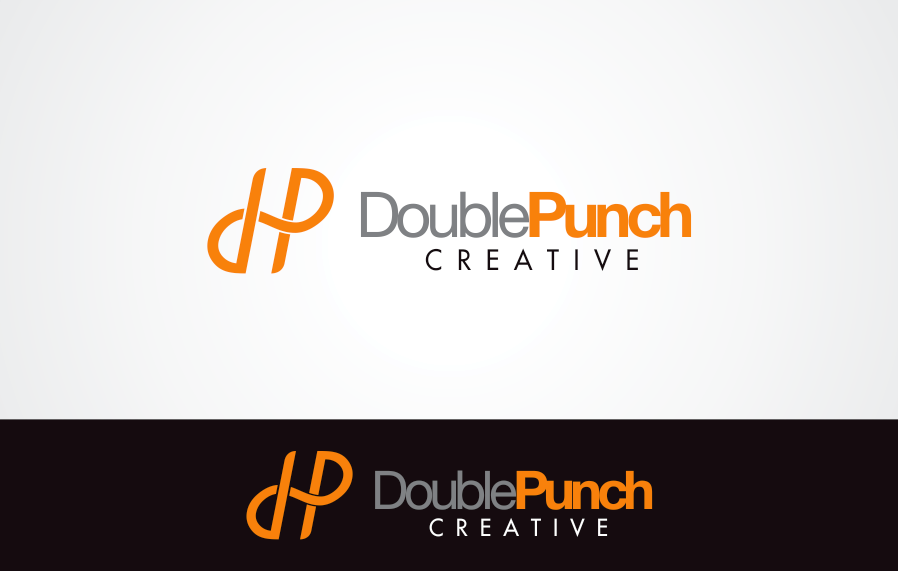 Logo Design by Private User - Entry No. 49 in the Logo Design Contest Unique Logo Design Wanted for Double Punch Creative.