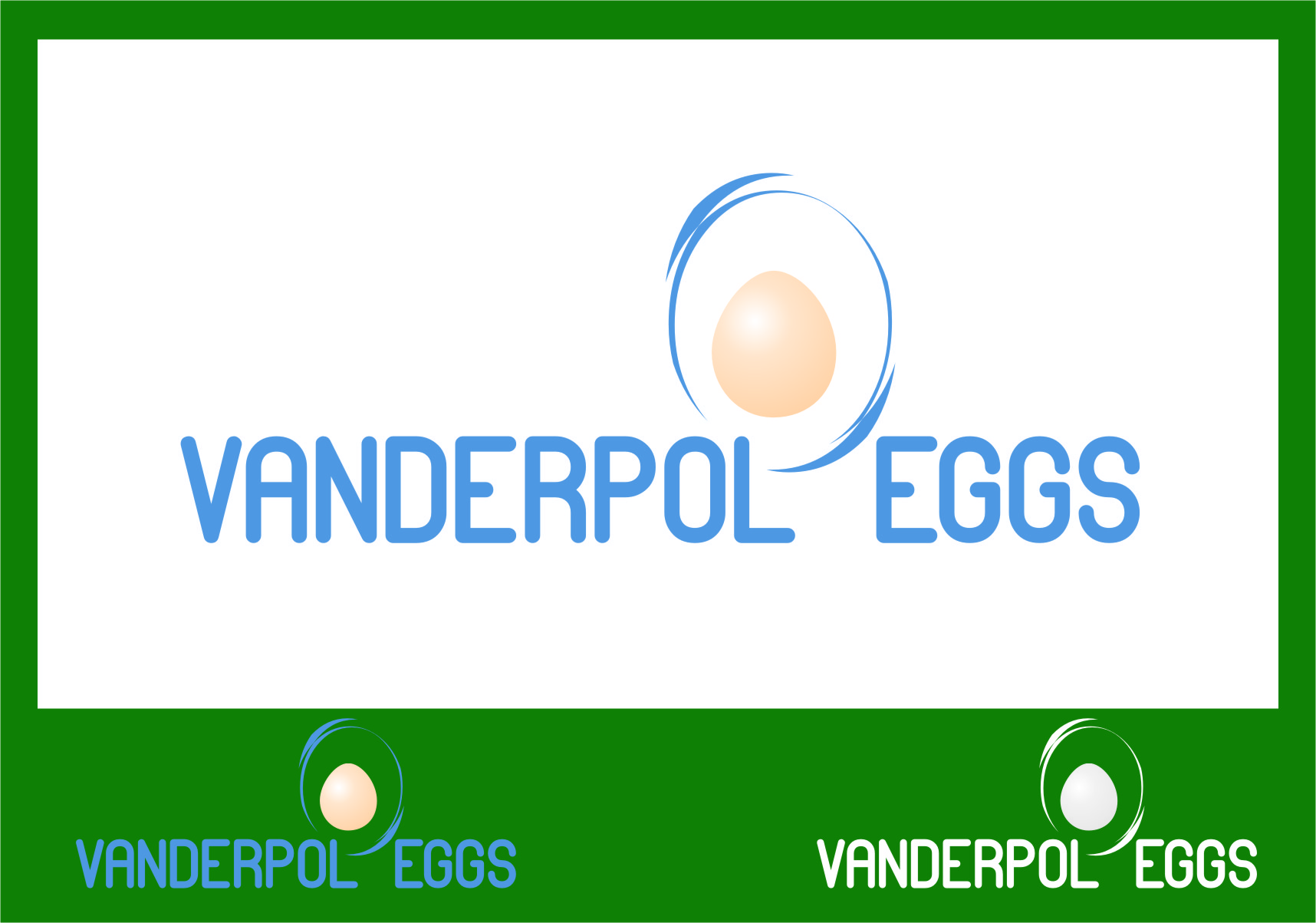 Logo Design by Ngepet_art - Entry No. 28 in the Logo Design Contest Creative Logo Design for Vanderpol Food Group.