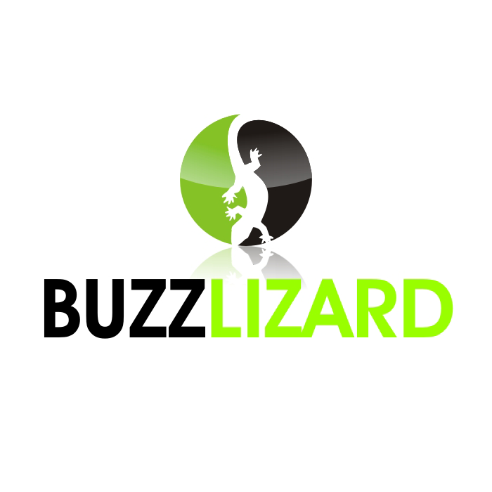 Logo Design by aspstudio - Entry No. 17 in the Logo Design Contest Buzz Lizard.