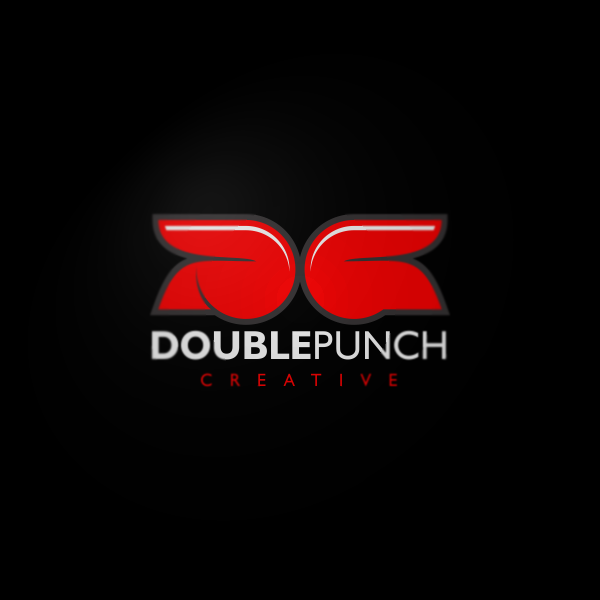 Logo Design by Private User - Entry No. 91 in the Logo Design Contest Unique Logo Design Wanted for Double Punch Creative.
