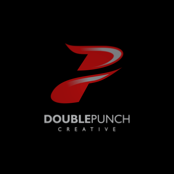 Logo Design by Private User - Entry No. 93 in the Logo Design Contest Unique Logo Design Wanted for Double Punch Creative.