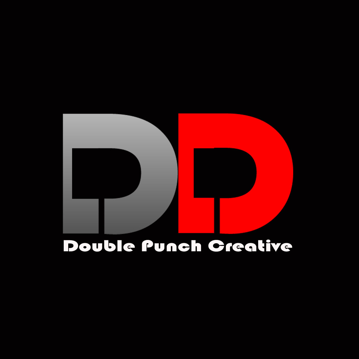 Logo Design by Moag - Entry No. 96 in the Logo Design Contest Unique Logo Design Wanted for Double Punch Creative.