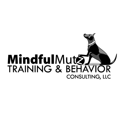 Logo Design by SilverEagle - Entry No. 39 in the Logo Design Contest Mindful Mutz Training & Behavior Consulting llc.