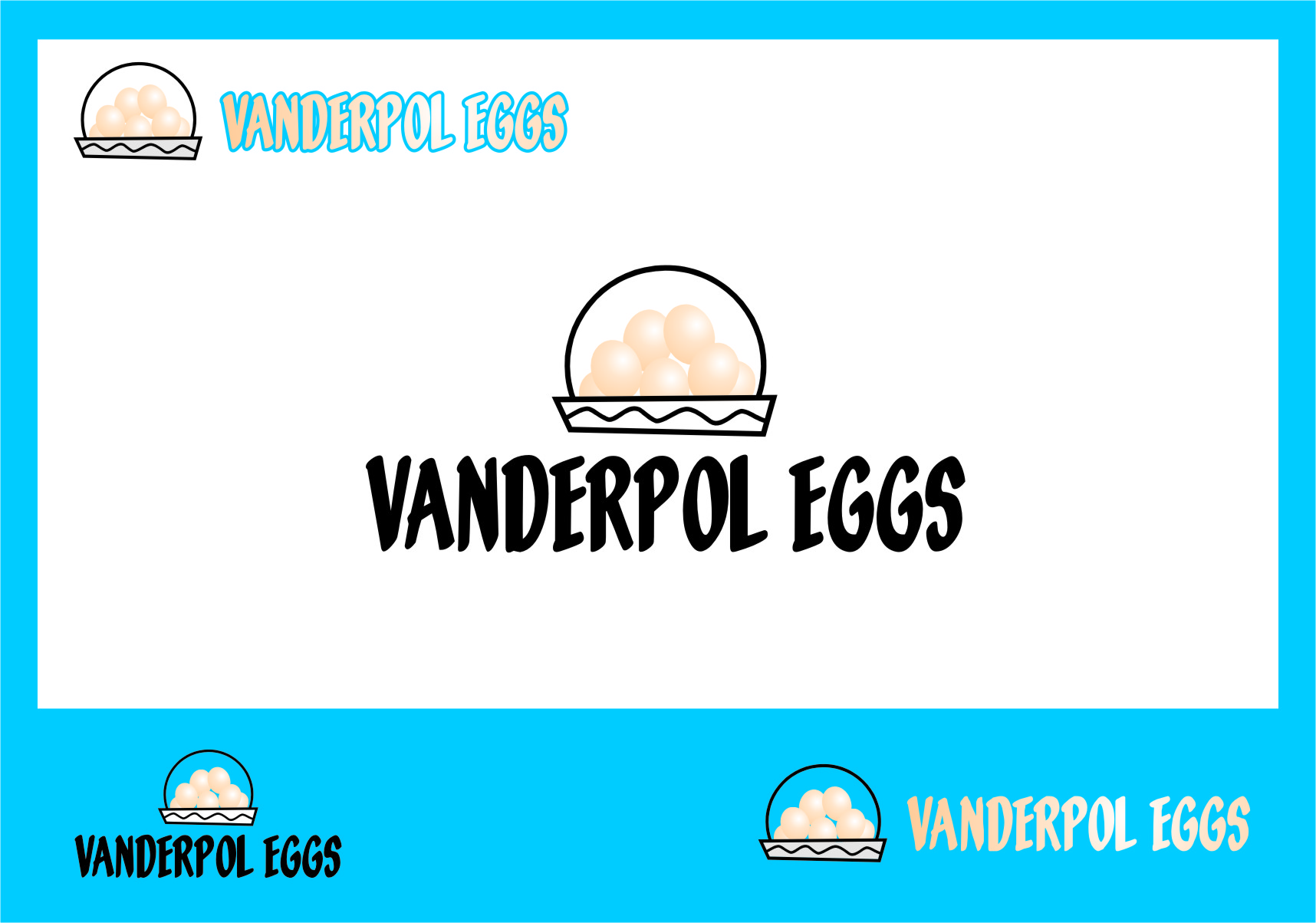 Logo Design by Ngepet_art - Entry No. 61 in the Logo Design Contest Creative Logo Design for Vanderpol Food Group.