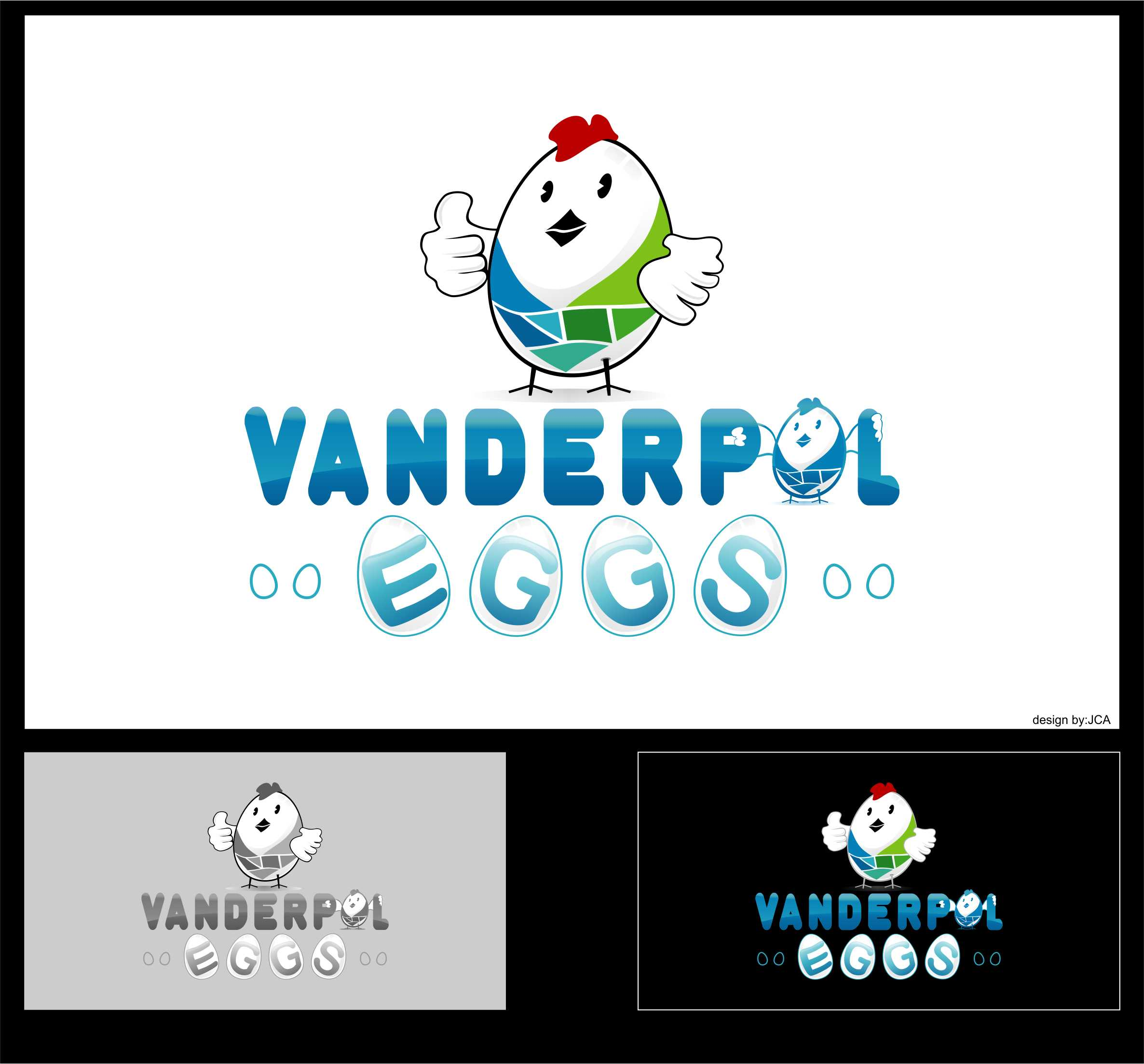 Logo Design by joca - Entry No. 62 in the Logo Design Contest Creative Logo Design for Vanderpol Food Group.