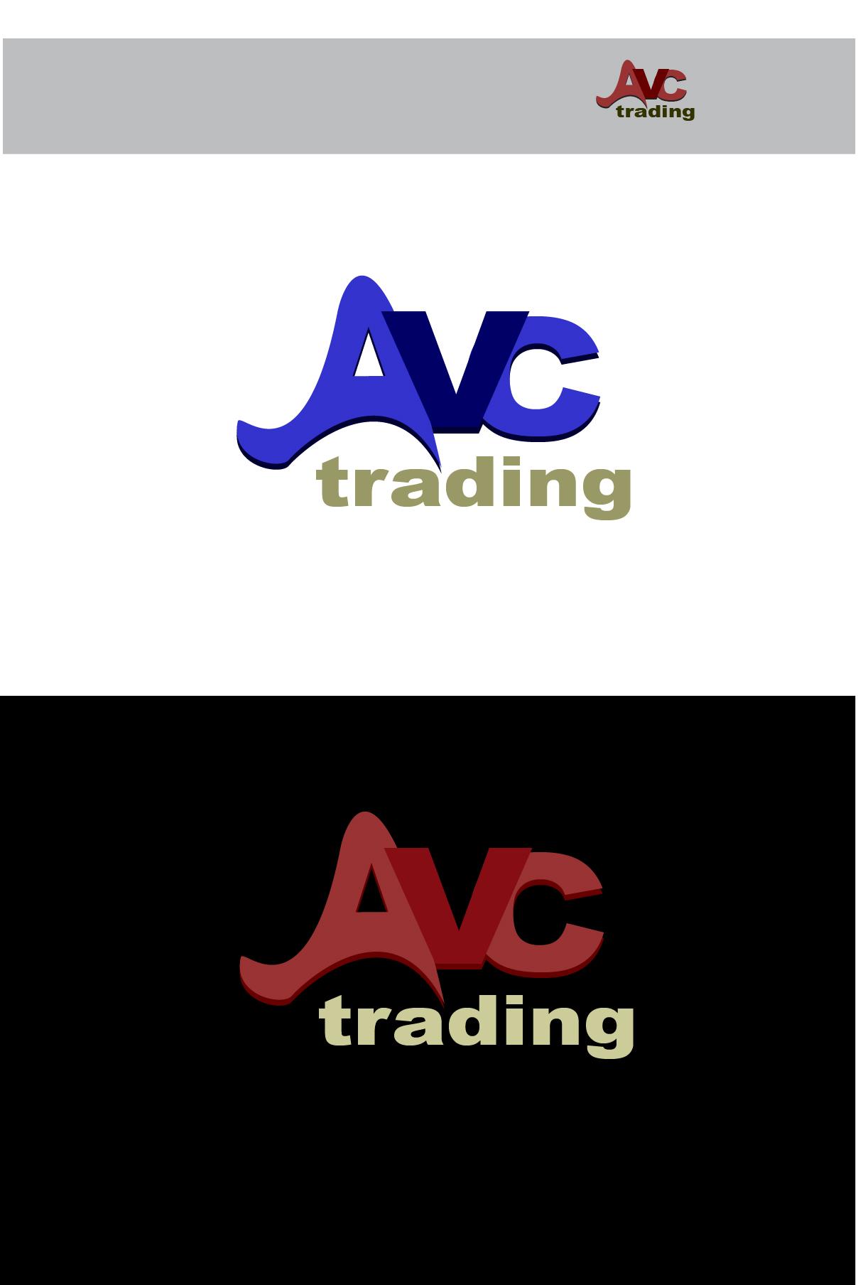 Logo Design by Nancy Grant - Entry No. 7 in the Logo Design Contest Fun Logo Design for ACV Trading.