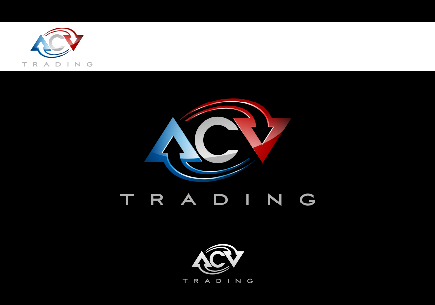 Logo Design by graphicleaf - Entry No. 12 in the Logo Design Contest Fun Logo Design for ACV Trading.
