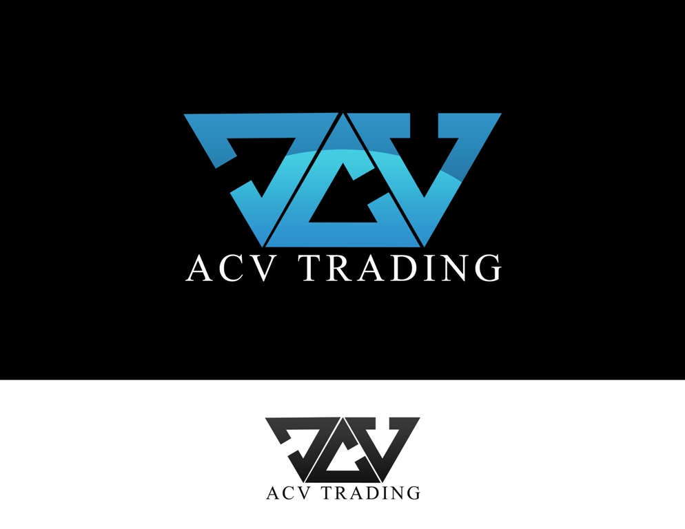 Logo Design by Juan_Kata - Entry No. 13 in the Logo Design Contest Fun Logo Design for ACV Trading.