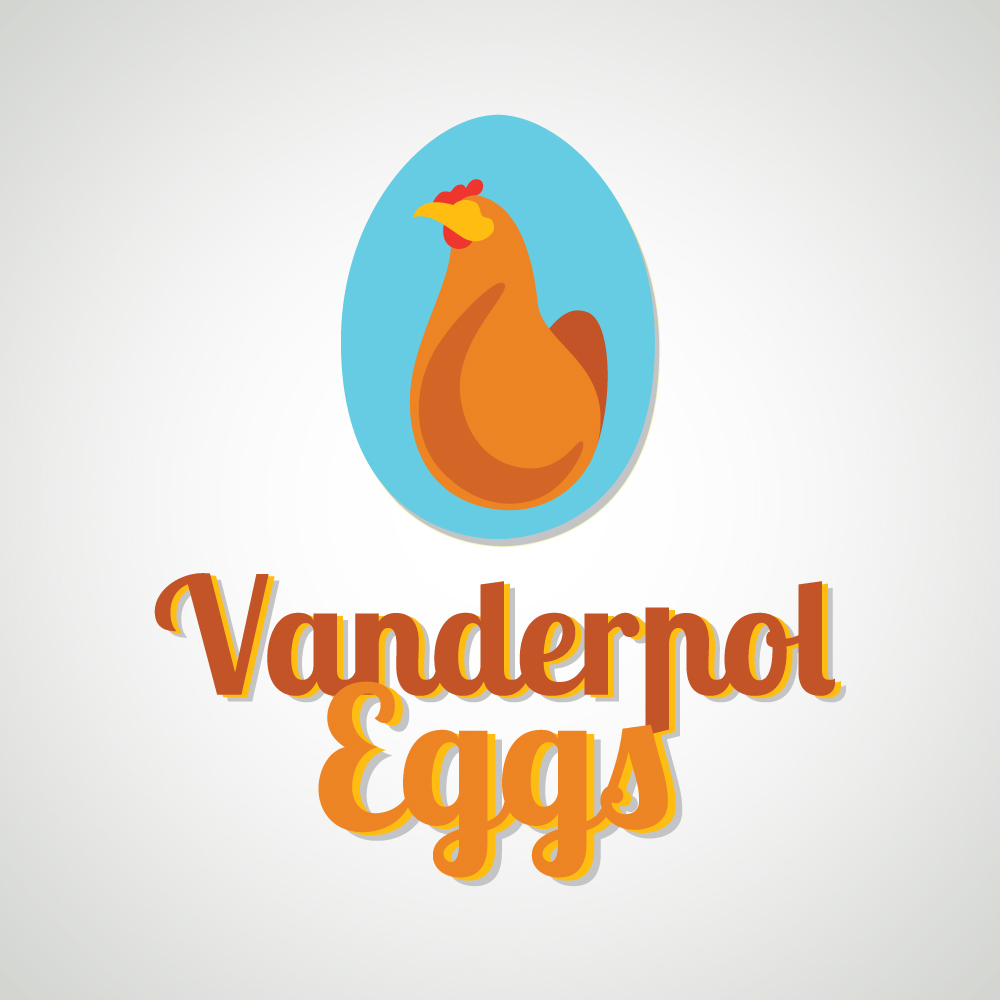 Logo Design by Mathias Frisa - Entry No. 82 in the Logo Design Contest Creative Logo Design for Vanderpol Food Group.