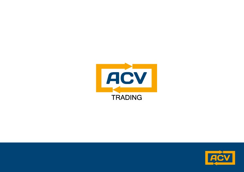 Logo Design by Osi Indra - Entry No. 15 in the Logo Design Contest Fun Logo Design for ACV Trading.