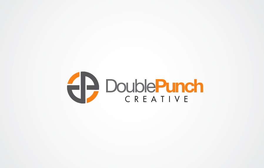 Logo Design by Private User - Entry No. 182 in the Logo Design Contest Unique Logo Design Wanted for Double Punch Creative.