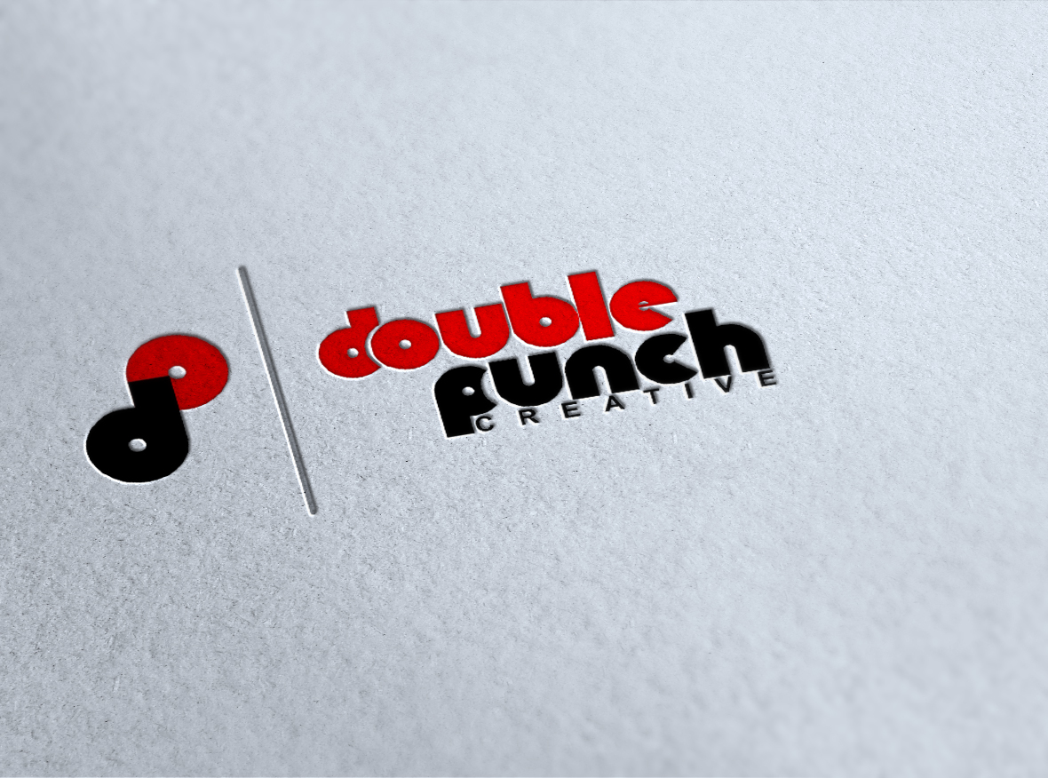 Logo Design by Private User - Entry No. 184 in the Logo Design Contest Unique Logo Design Wanted for Double Punch Creative.