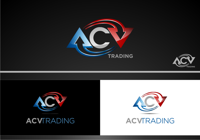 Logo Design by graphicleaf - Entry No. 23 in the Logo Design Contest Fun Logo Design for ACV Trading.