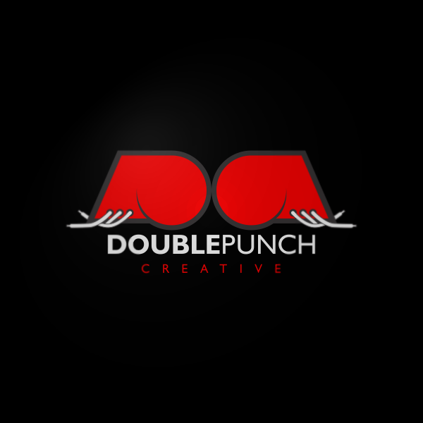 Logo Design by Private User - Entry No. 207 in the Logo Design Contest Unique Logo Design Wanted for Double Punch Creative.