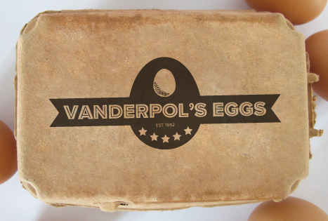 Logo Design by William Li - Entry No. 92 in the Logo Design Contest Creative Logo Design for Vanderpol Food Group.