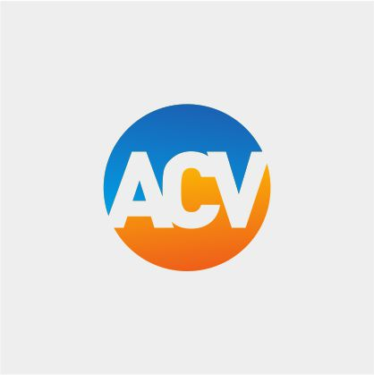 Logo Design by ronny - Entry No. 24 in the Logo Design Contest Fun Logo Design for ACV Trading.